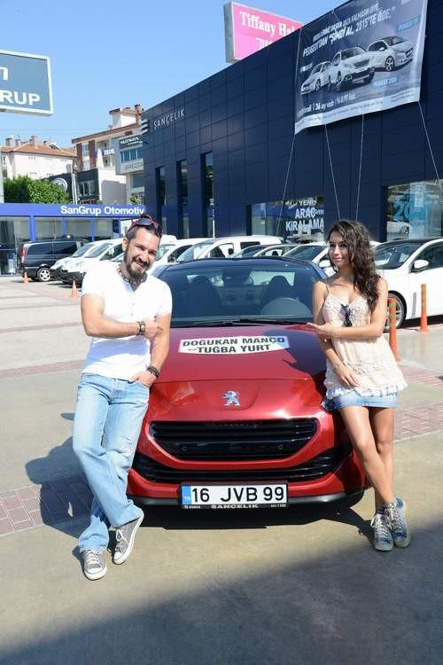 Muhteşem ikili Bursa'yı coşturdu !