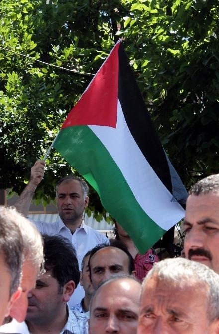 Türkiye, Filistin için ayakta