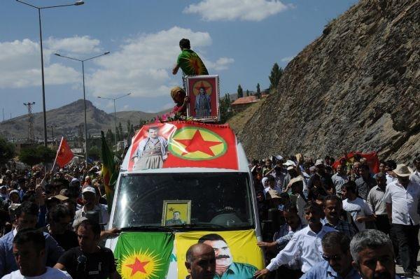 Cenaze Hakkari'ye getirildi