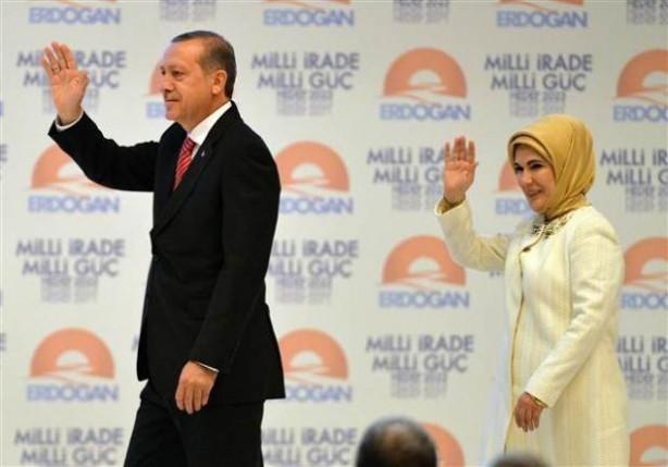 Başbakan Erdoğan, Vizyon Belgesi'ni açıkladı