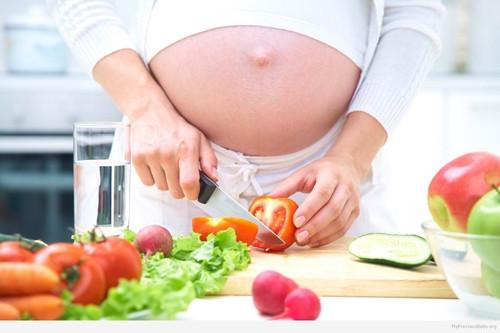 Hamilelikte doğru beslenmek için 12 adım