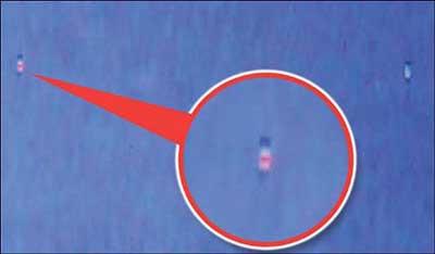 Bilim dünyasını şok eden ufo görüntüleri