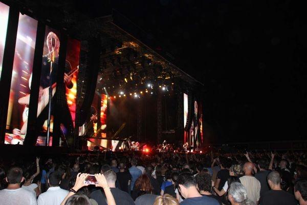 Metallica İstanbul'u salladı
