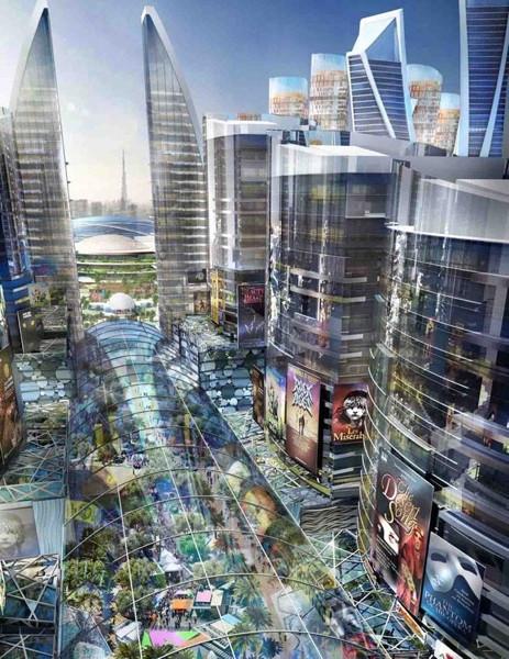 Dubai Şeyhi'nin en çılgın projesi