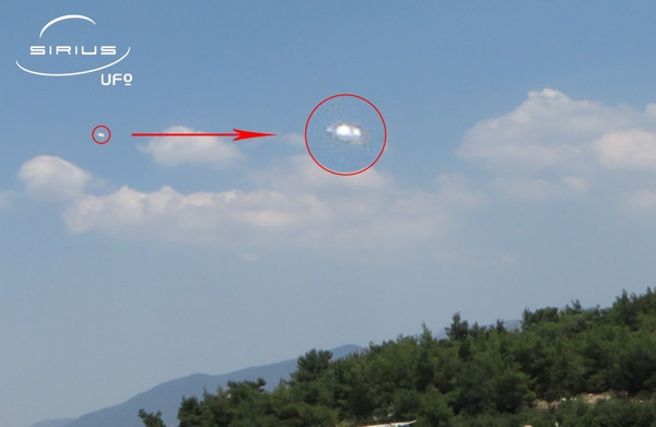 Bodrum'da UFO fıryası artarak devam ediyor