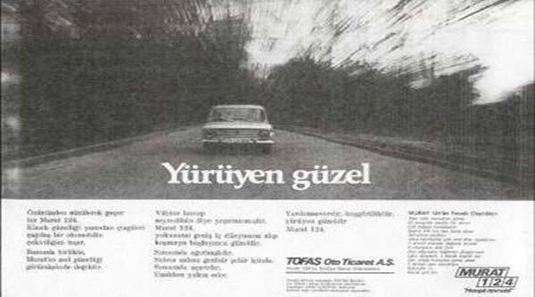 Bir zamanların unutulmaz reklamları
