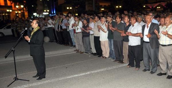 Türkiye'de 'İsrail' protestoları