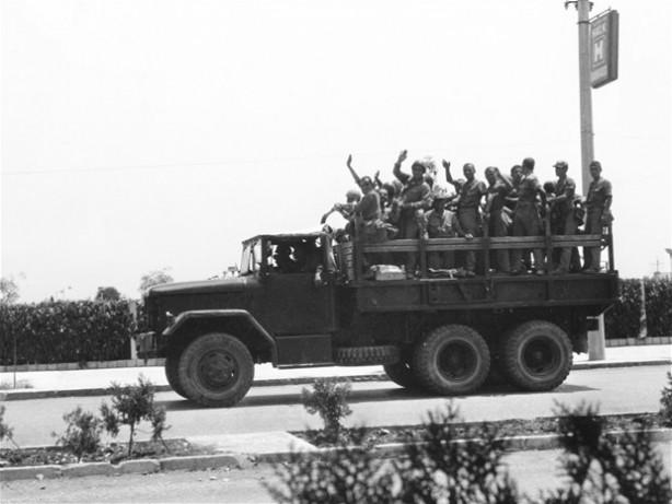 Kıbrıs Harekatı'nın 40'ıncı yıl fotoğrafları