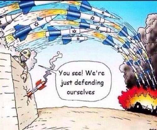 Sosyal medyada İsrail ve Gazze