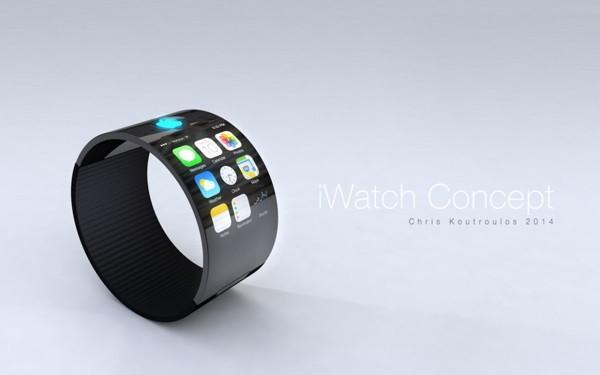 iWatch'un en müthiş tasarımları