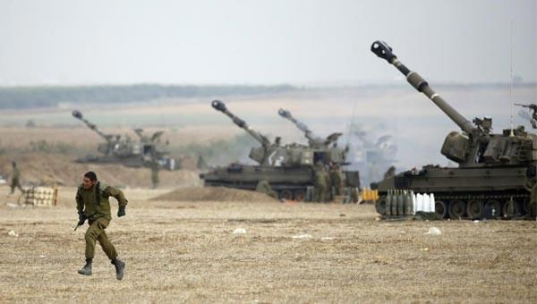 1 İsrail askeri esir alındı