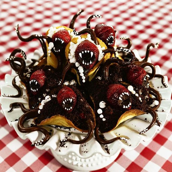 Korkunç lezzetler