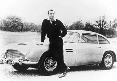 James Bondun arabaları / Galeri