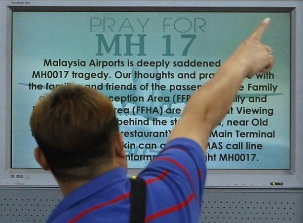 'Malezya uçağını illuminati düşürdü'