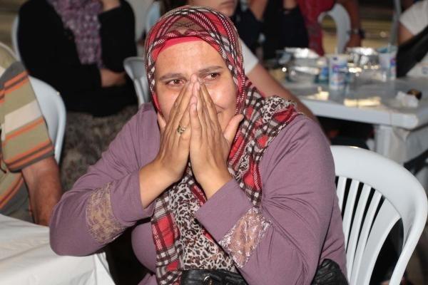 Soma'da kura çekiminde yemek krizi