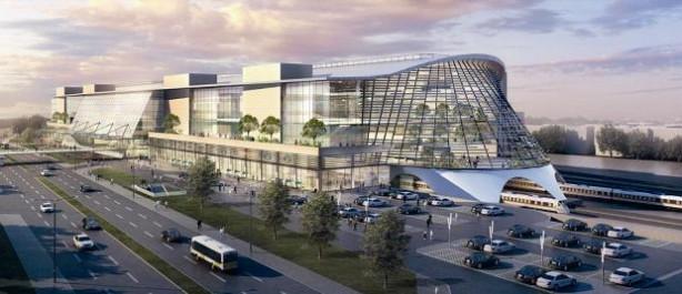 Yeni Yüksek Hızlı Tren istasyonları