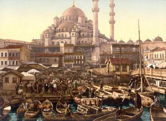 Osmanlı zamanındaki İstanbul
