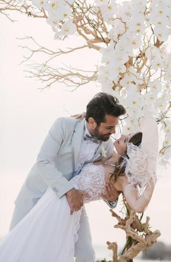 Beren Saat Kenan doğulu evlendi