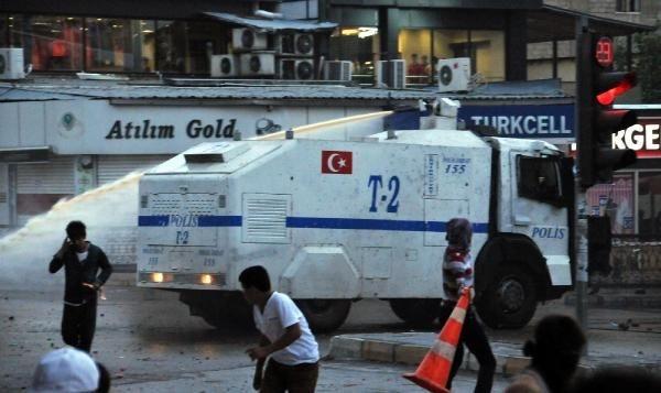 Van'da 'Erdoğan' gerginliği