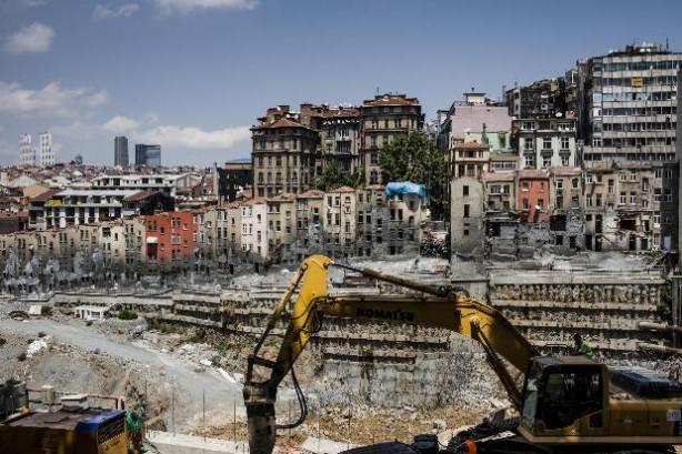 Newsweek İstanbul'un büyük inşaat projelerini yazdı