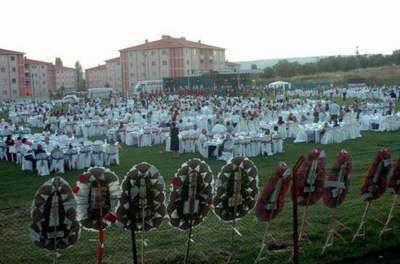 AKPli başkanın sünnet düğünü