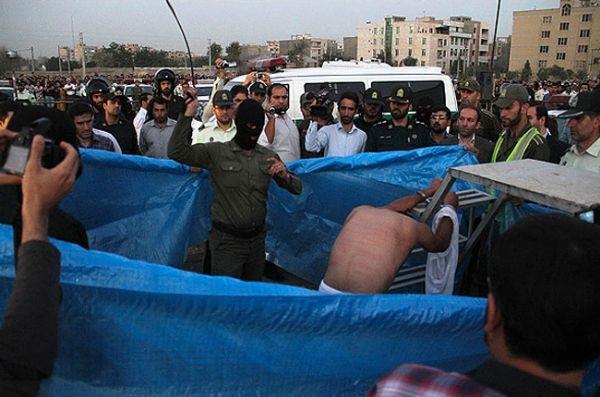 İran'da bir idam daha