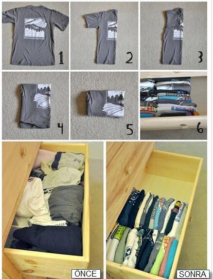 Hayatı kolaylaştıran giyinmenin püf noktaları