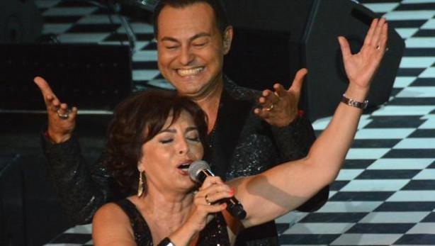 Serdar Ortaç Harbiye Cemil Topuzlu Açıkhava Tiyatrosu'nda konser verdi