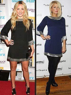 Paris Hilton ne giyse moda oluyor