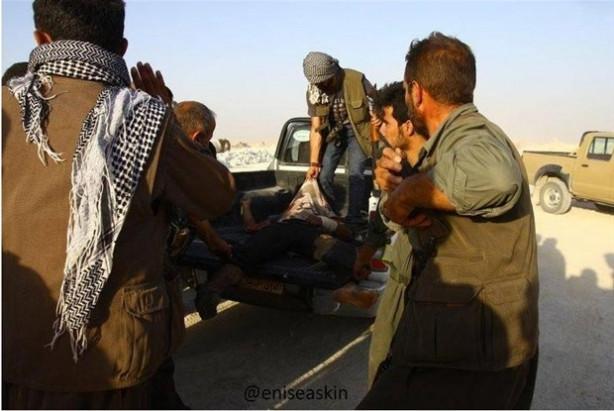 Mahmur, IŞİD'e mezar oldu!