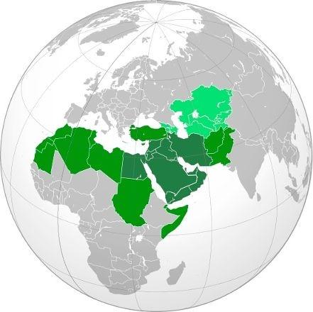 13 harita ile Ortadoğu tarihi