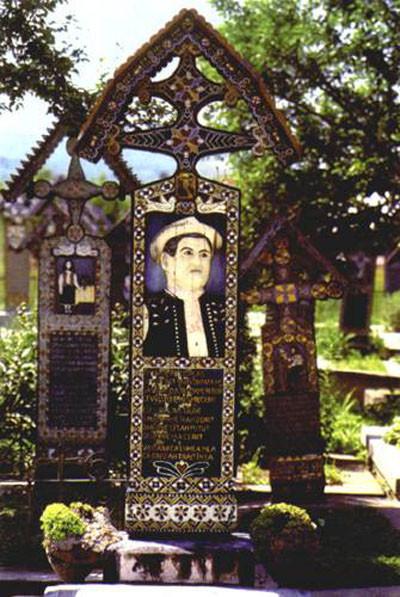 Dünyanın en renkli mezarlığı