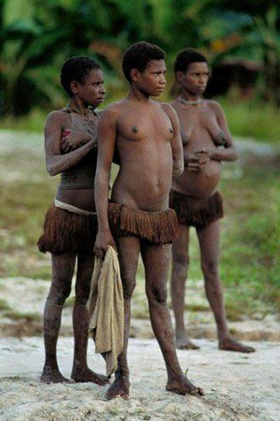 Dünyayın bilinen son yamyam kabilesi