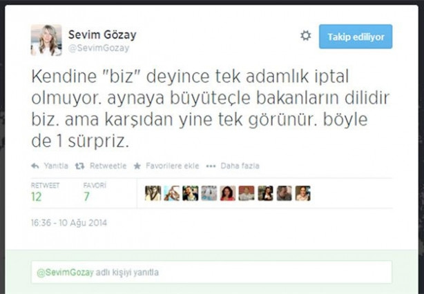 Ünlüler Erdoğan için neler dedi?