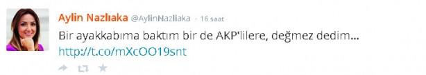 CHP'li Nazlıaka'ya tam destek!