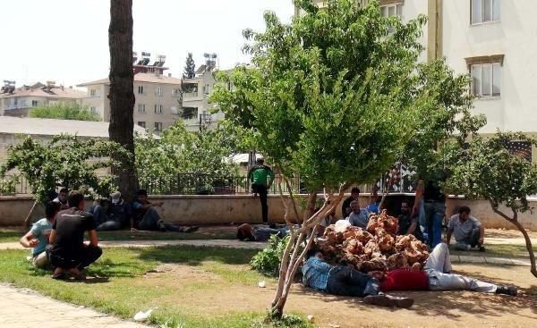 Gaziantep'te Suriyeli gerginliği!.. Yaralılar var!