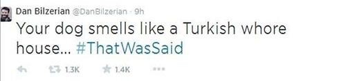 Instagram fenomeni Dan Bilzerian Türkleri kızdırdı
