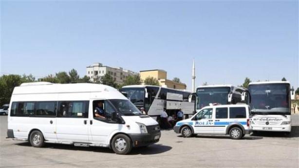 Gaziantep'teki Suriyeliler çadır kentlere gidiyor
