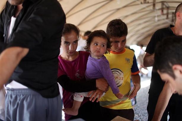 Iraklı Ezidilerin çileli yolculuğu