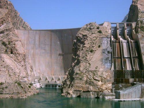 Dünyanın en uzun barajları