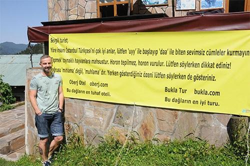 Türkiye'nin en 'tuhaf' oteli!
