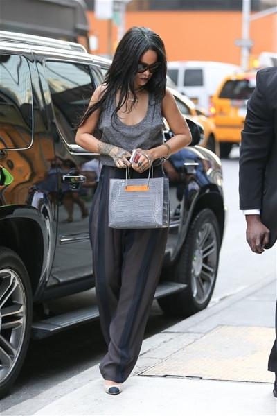 Rihanna'nın rahatlığı!