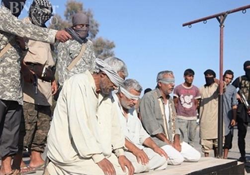 IŞİD'den akıl almaz bir vahşet daha