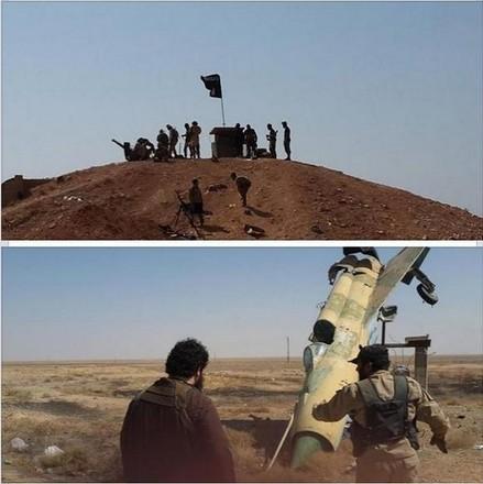 IŞİD'in artık savaş uçakları da var!