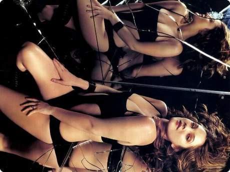 Drew Barrymore da lezbiyenmiş