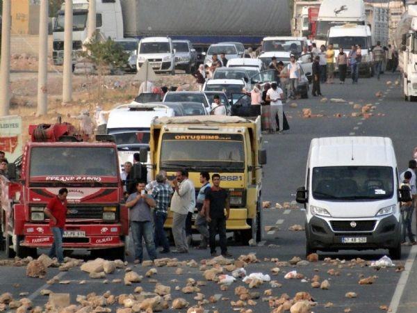 Mardin'de gerginlik sürüyor