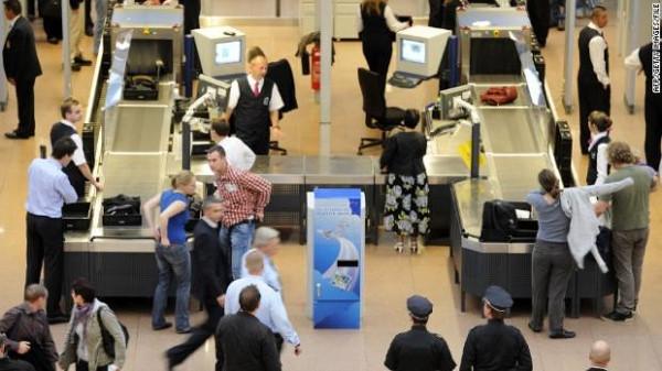 Havalimanı güvenliğine takılan en tuhaf şeyler