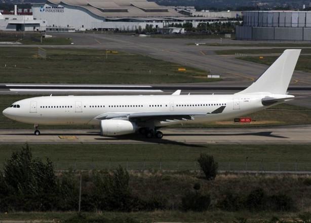 Cumhurbaşkanı Erdoğan'a yeni uçak