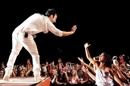 Tarkan halk konserleri için rekor ücretle anlaştı