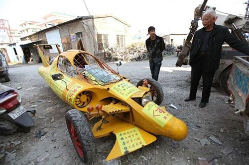 Çinlilerin çılgın projeleri